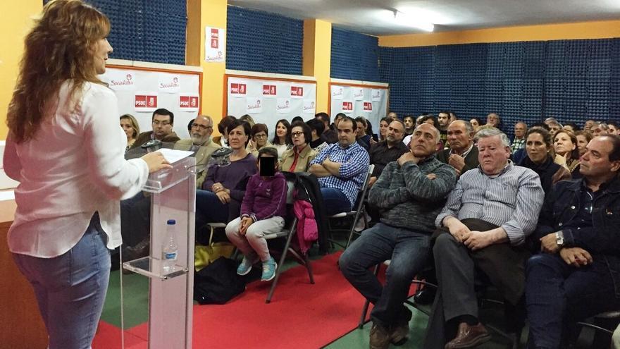 Pilar Espadas ya ha sido elegida candidata a alcaldesa de Pozuelo de Calatrava por el PSOE
