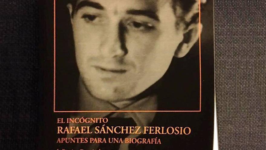 Portada del libro de J. Benito Fernández. (Eva González).