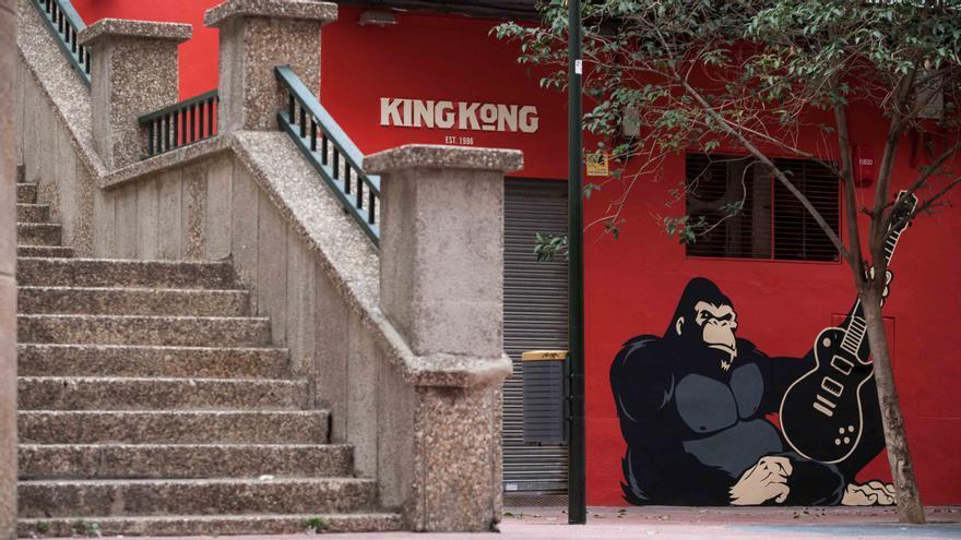 Sala King Kong. Foto: Juan Manzanara