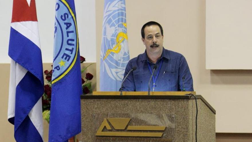 José Ángel Portal Miranda, ministro de Salud Pública en Cuba.