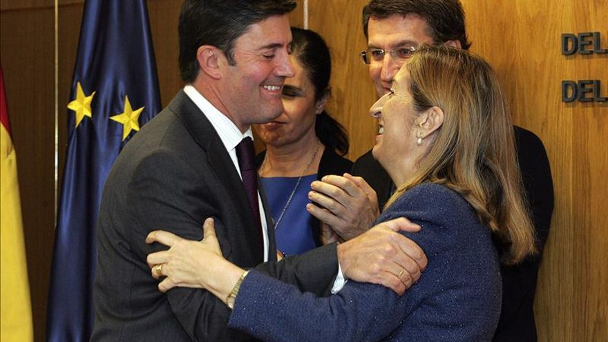"""Ana Pastor dice que """"Galicia es hoy una prioridad para el Gobierno de España"""""""