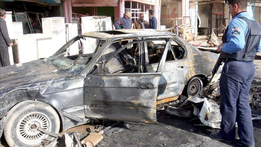 Mueren 13 policías y hombres armados en enfrentamientos en el norte de Irak