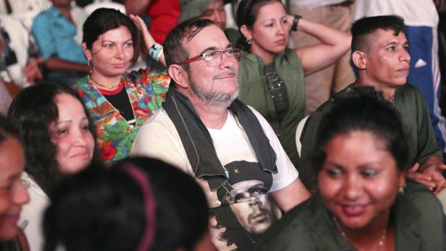 Las FARC son unánimes sobre el acuerdo de paz pero plantean inquietudes