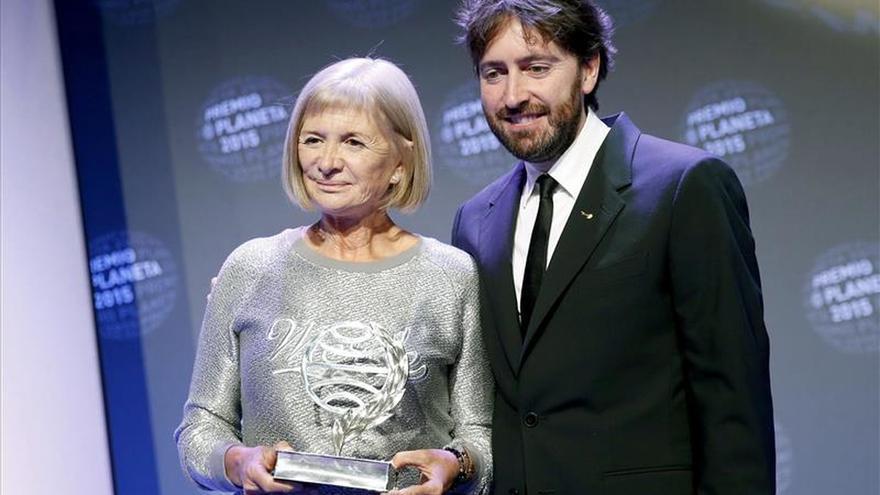 La escritora manchega Alicia Giménez-Bartlett gana el 64 Premio Planeta