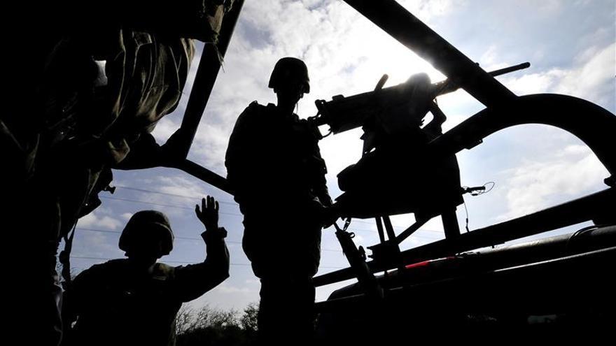 Muere exmilitar hondureño en choque con policía en el norte de México