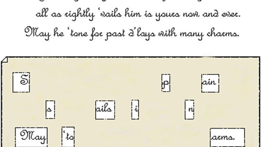 De un esclavo calvo a la tinta de semen: breve historia de los mensajes  ocultos