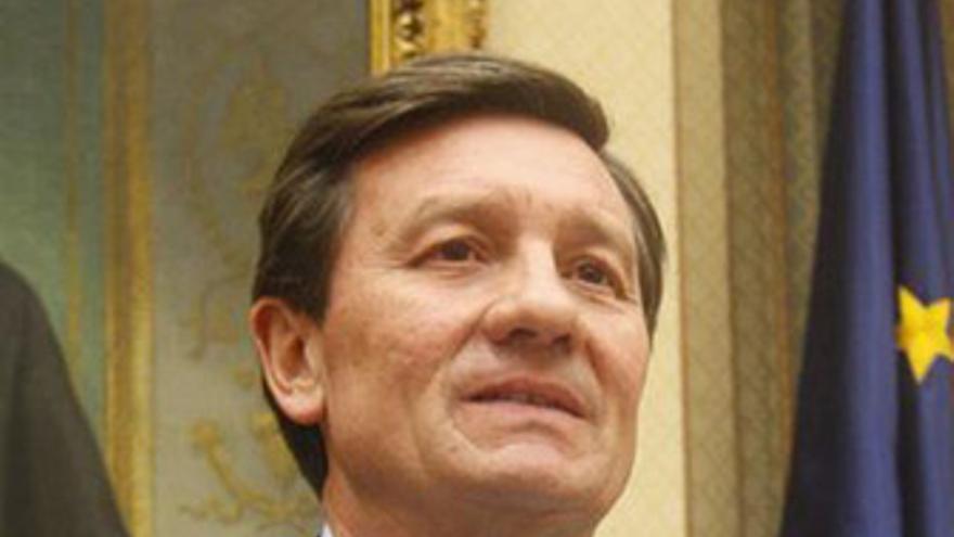 Antonio Gutiérrez en el Congreso