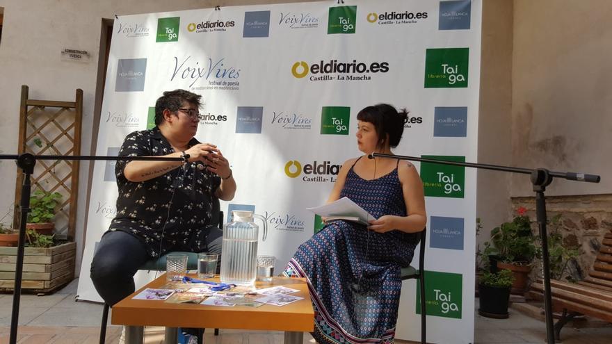 Entrevista en streaming a Txus García