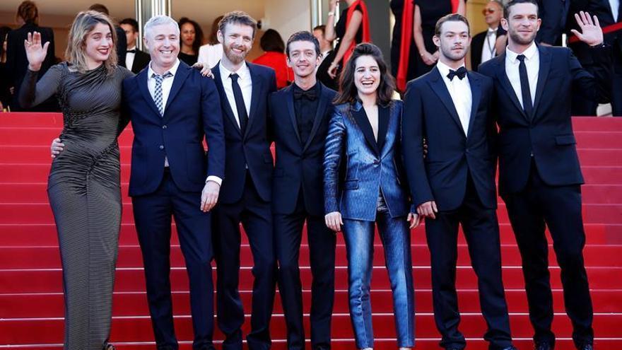 """La crítica internacional premia en Cannes a """"120 battements par minute"""""""