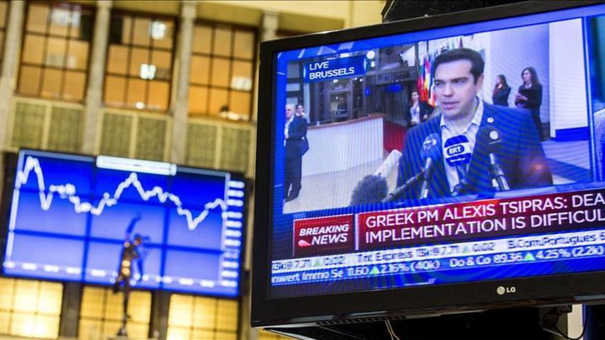 Grecia allana el camino para que las Bolsas europeas inicien su remontada