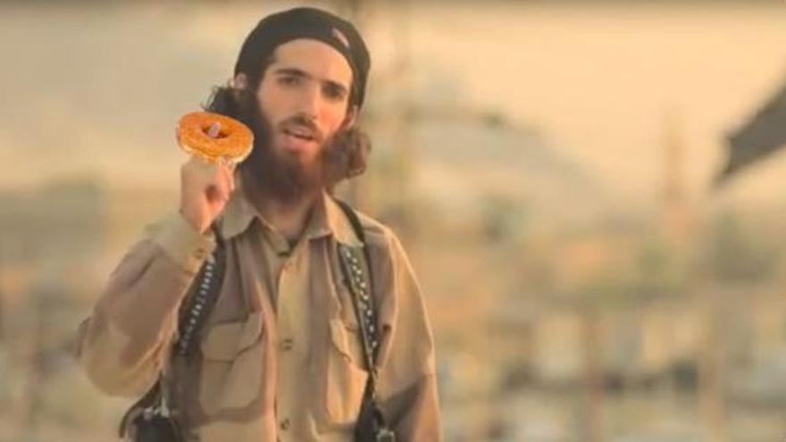 """""""El Cordobés"""" de ISIS se ha convertido en el centro de los memes de Twitter"""