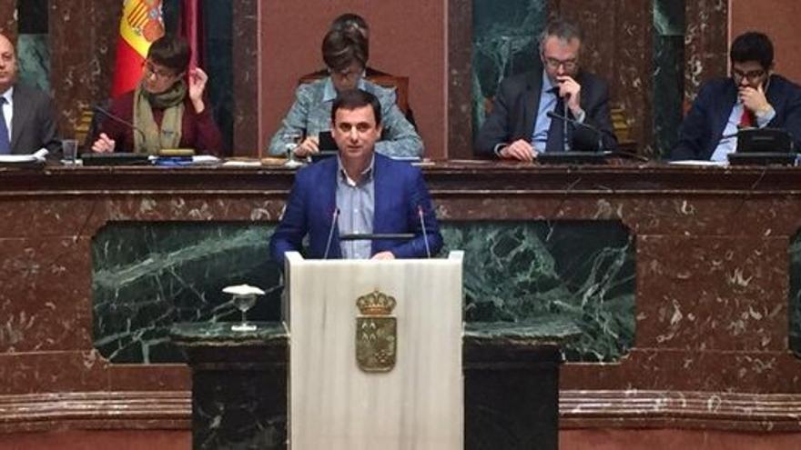 Emilio Ivars, Secretario de comunicación del PSOE en Murcia