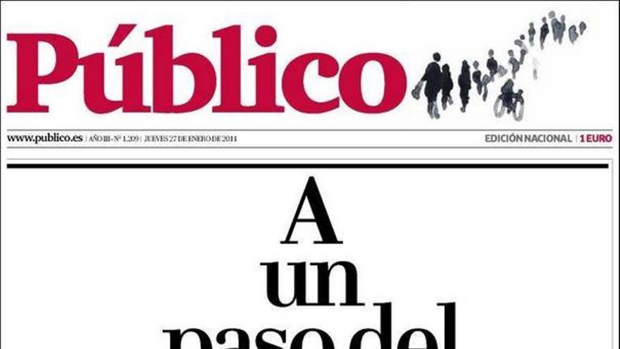 De las portadas del día (27/01/11) #9