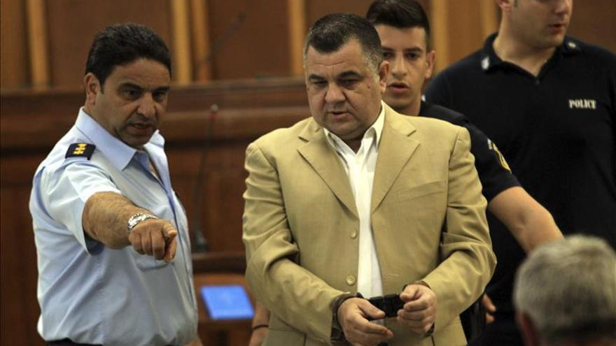 Se reanuda en Grecia el juicio a la dirección del partido neonazi Amanecer Dorado