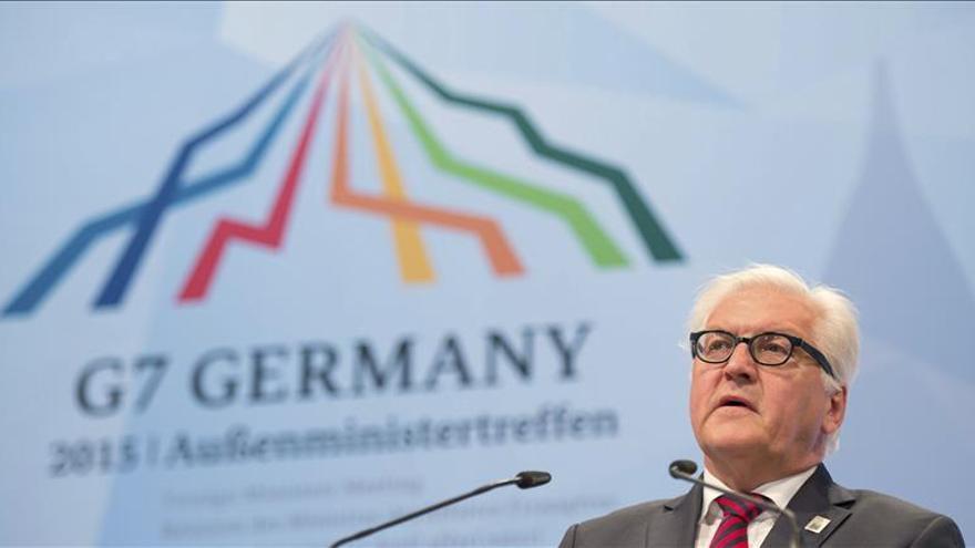 Steinmeier viajará a la antigua Stalingrado para preparar la visita de Merkel