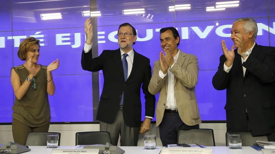 El PP continúa al frente en intención de voto según encuesta La Razón