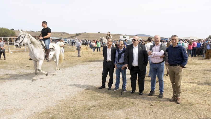 Mañana entra en vigor la regulación de las ferias, concursos y exposiciones de ganado