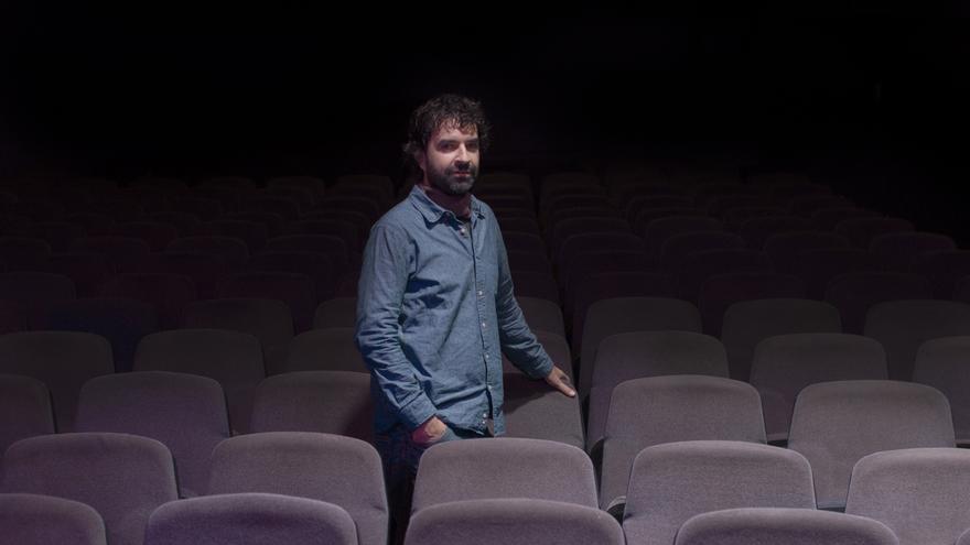 Mateo Gil, ganador de cuatro premios Goya, presenta ahora su última película 'Proyecto Lázaro'