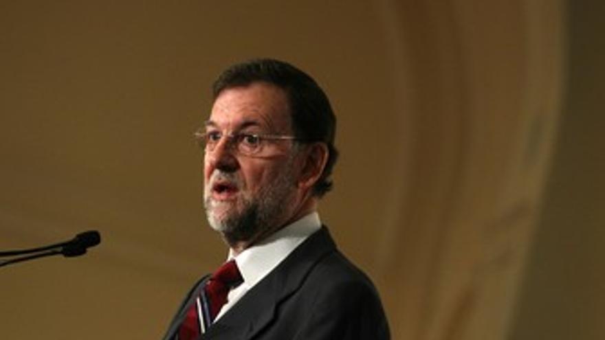 Mariano Rajoy, en los desayunos