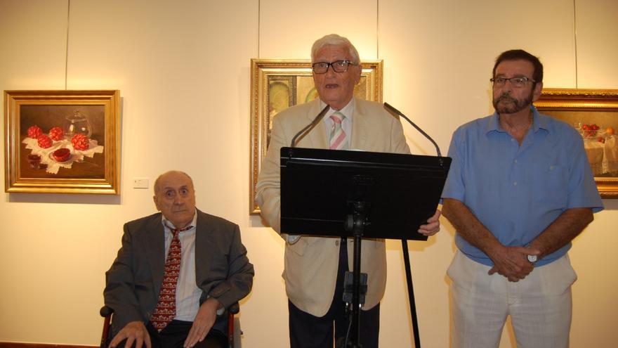La muestra abrió sus puertas el pasado martes día 8 de octubre.