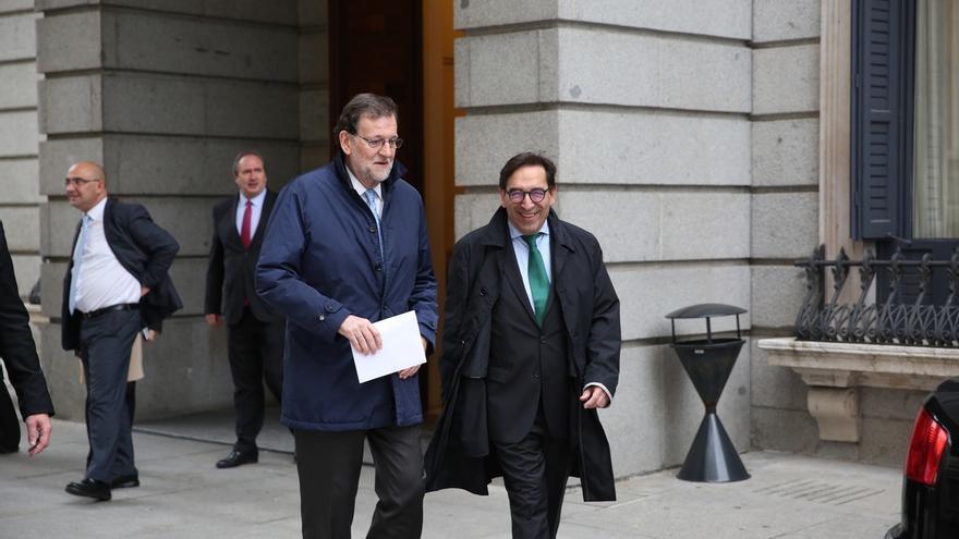 Rajoy defiende en el Congreso un pacto nacional por el transporte y las infraestructuras estratégicas