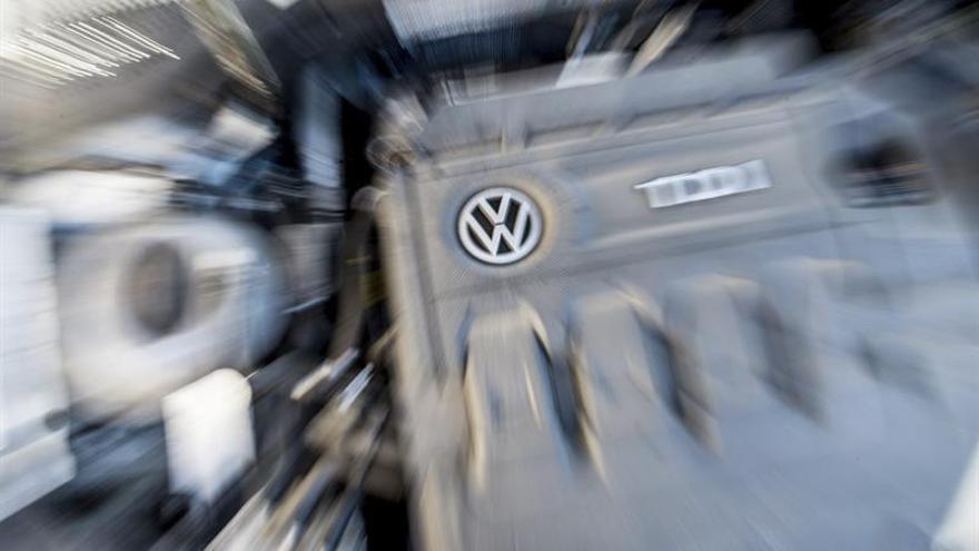 El motor diesel EA 189 protagonista del escándalo de Volkswagen