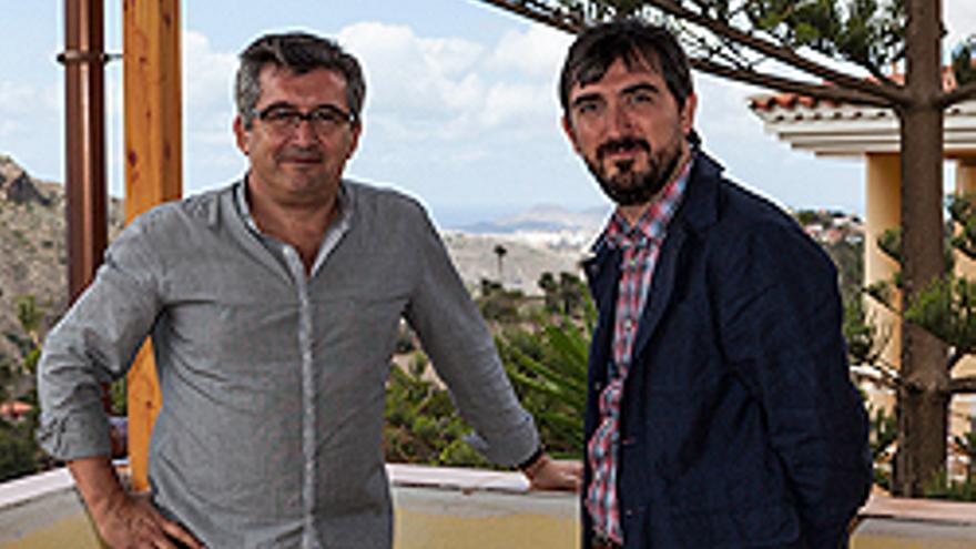 Carlos Sosa e Ignacio Escolar