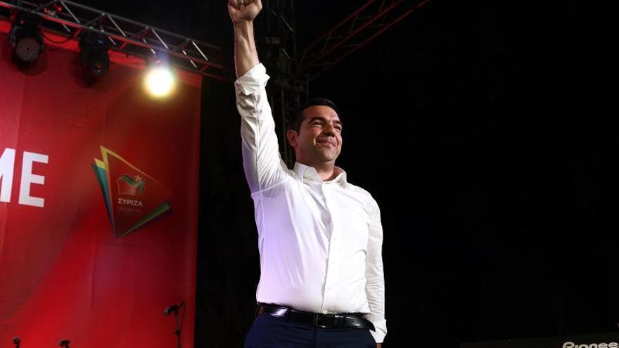 Tsipras, la implosión del sueño que creyó que David podía vencer a Goliath