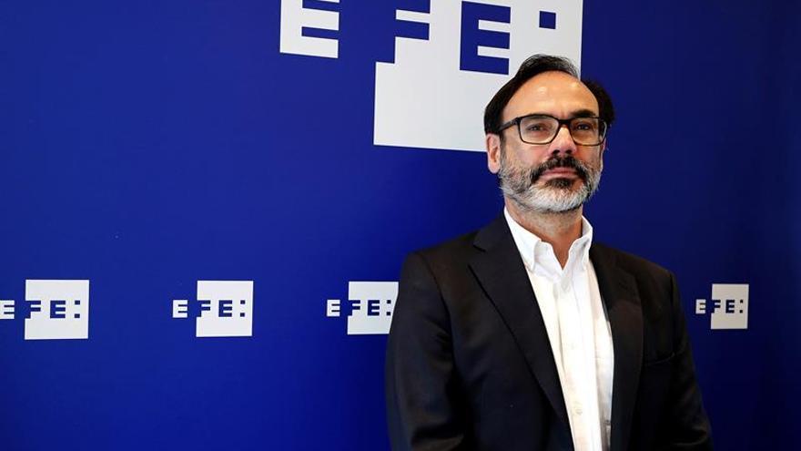 Fernando Garea, en una foto de archivo cuando fue nombrado.