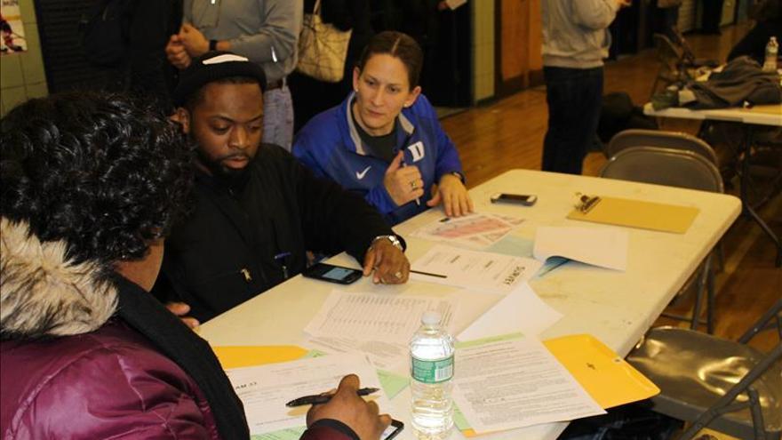 Contar a los sintecho en Nueva York, misión de una noche de 3.000 voluntarios