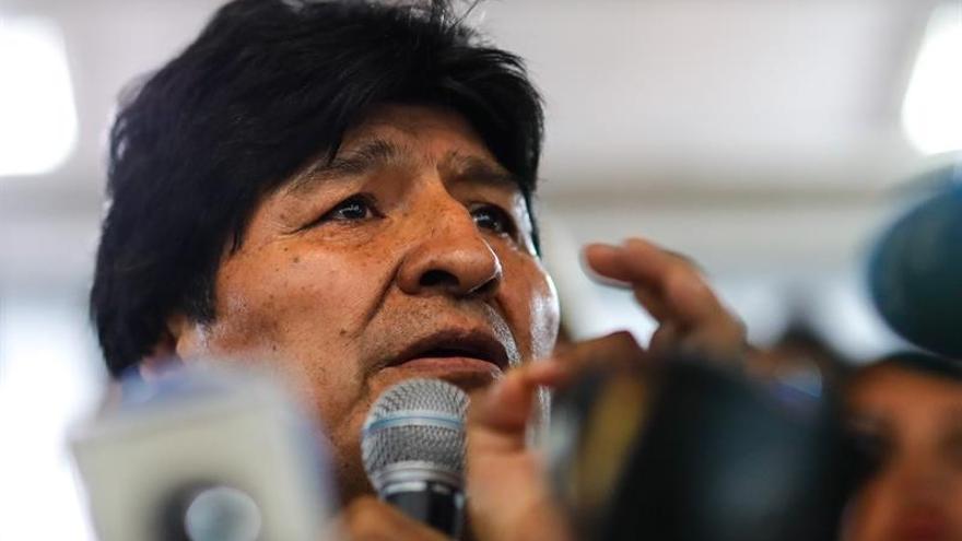 El Parlamento boliviano tratará la renuncia de Evo Morales dos meses después