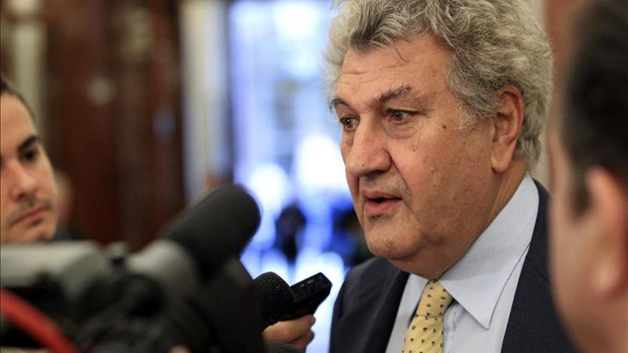 Los dirigentes del PP rehúsan comentar la prisión de Blesa por ser una decisión judicial