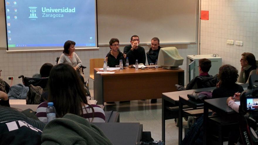Charla sobre Vida Independiente en Zaragoza