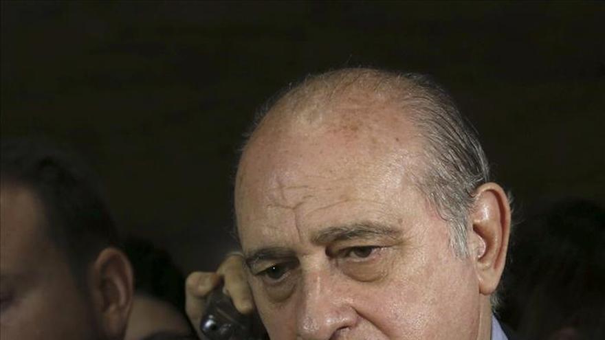 F.Díaz reitera que las pelotas de goma no causaron la muerte a 15 inmigrantes
