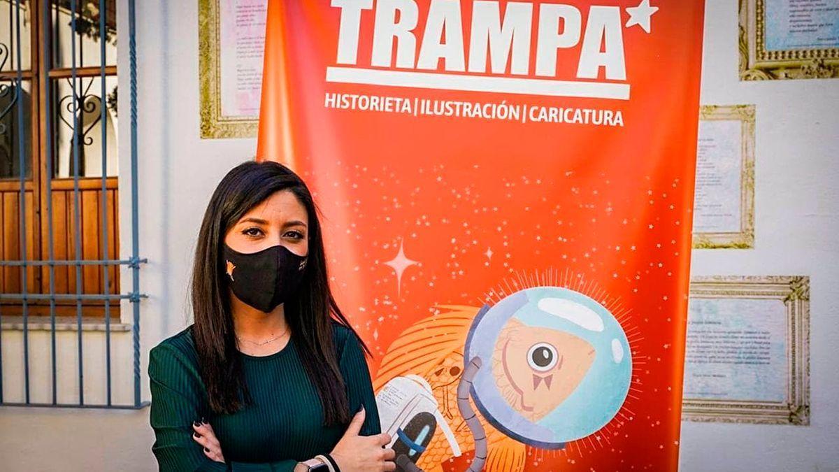 La concejala de Juventud del Ayuntamiento de Córdoba, Cintia Bustos.