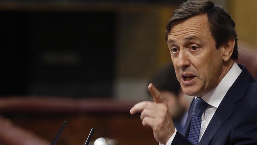 Hernando(PP): Huerta puede ser el primer ministro que caiga pero no el último