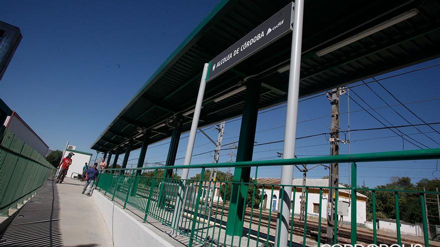 Imagen de archivo de una estación de cercanías | MADERO CUBERO