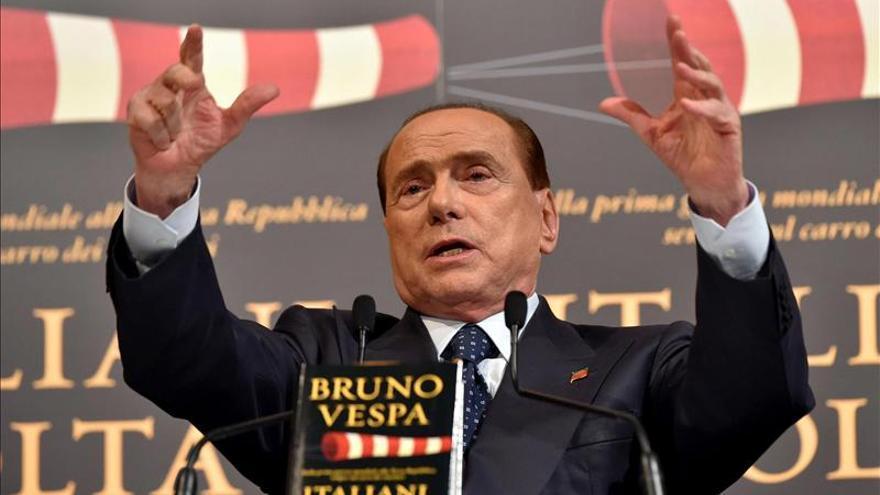 El fiscal de Milán recurre la absolución de Silvio Berlusconi por el caso Ruby