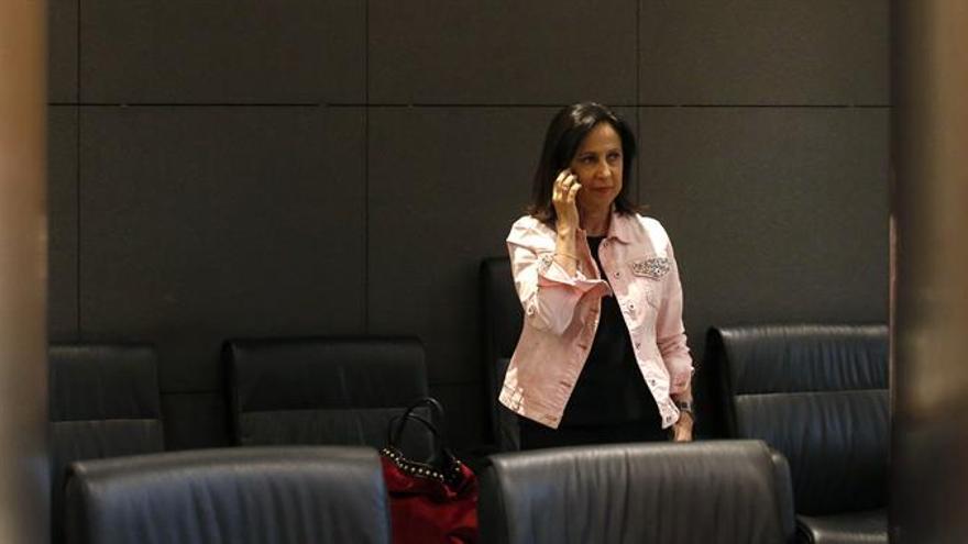 Margarita Robles ve a todo el PSOE en la misma línea: ser el próximo gobierno