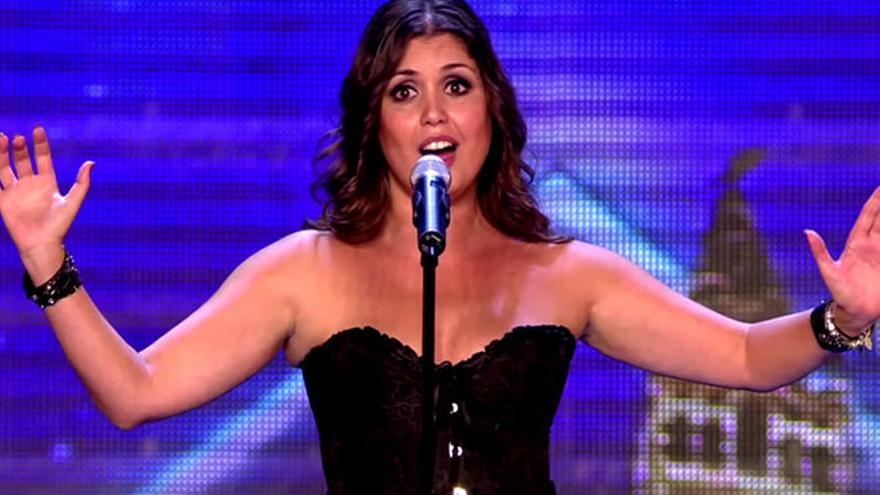 La artista grancanaria Cristina Ramos causa furor en redes tras actuar en 'America´s Got Talent'
