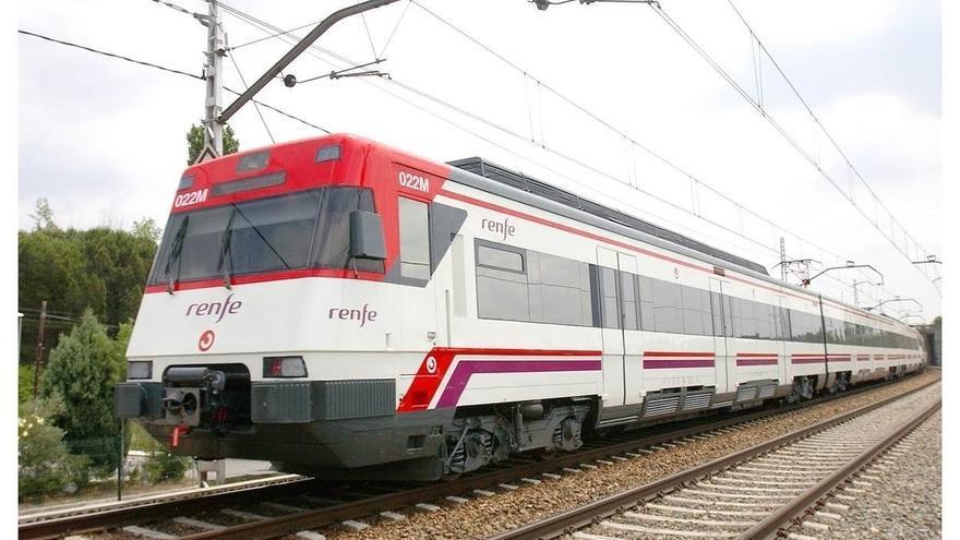 Renfe ajusta el servicio de Cercanías en Gipuzkoa en Navidad y Año Nuevo