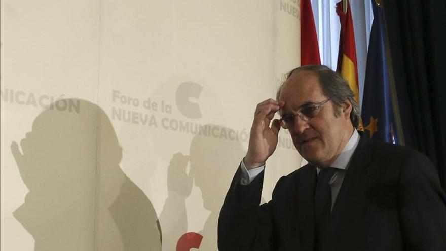 """El PSOE augura un buen resultado electoral con Gabilondo, """"magnífico candidato"""""""