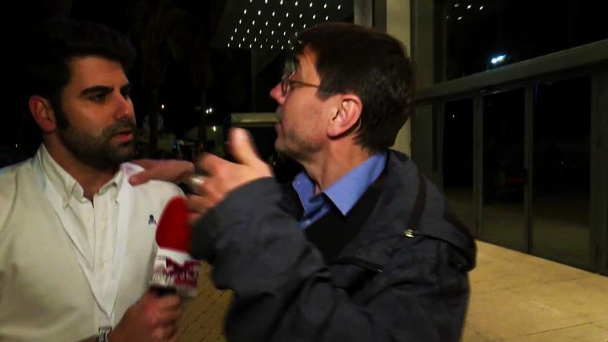 Juan Carlos Monedero en 'Todo es mentira'