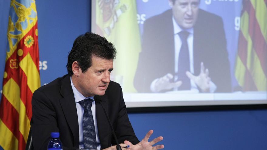 """El Gobierno valenciano ratifica su disposición a """"colaborar absolutamente con la justicia"""" sobre el accidente de metro"""