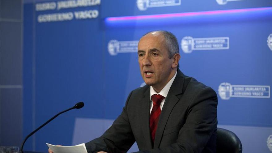 El Gobierno Vasco valora la actitud del PSE pero quiere más apoyos a sus cuentas
