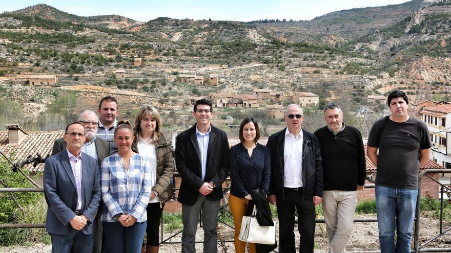 La Diputación de València ayudarà a atraer población a la comarca