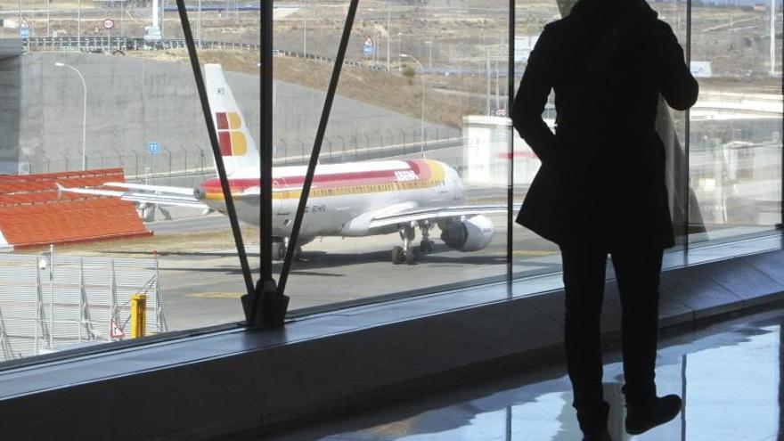 Iberia Express aumenta plazas y frecuencias del vuelo La Palma-Madrid