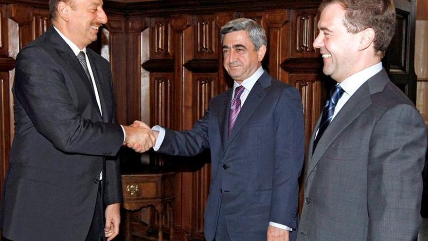Ginebra acogerá el 16 de octubre una reunión de líderes de Azerbaiyán y Armenia