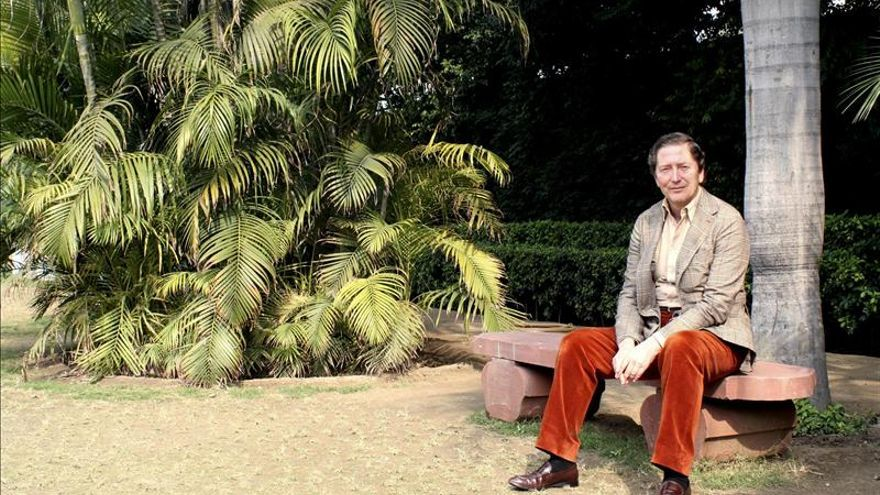 El paisajista Fernando Caruncho descubre las oportunidades que plantea India