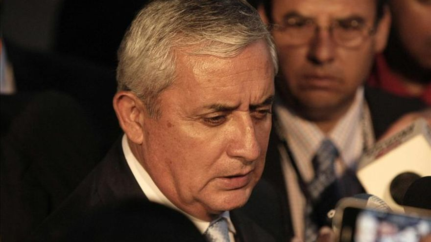 Pérez Molina espera que el juicio a Ríos Montt avance y se dicte una sentencia
